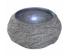 Velda Fontaine en pierre avec lumière LED Bol 851208
