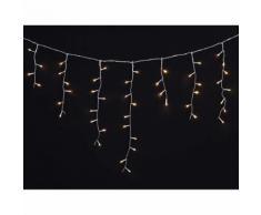vidaXL Guirlande lumineuse de Noël Glaçons 7,8 m