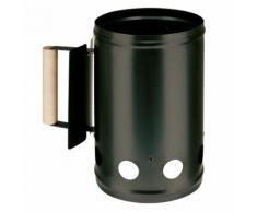 Landmann Allumeur au charbon de barbecue 17 x 27,5 cm Noir