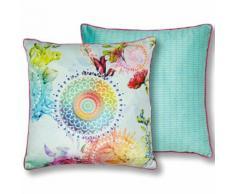 HIP Coussin décoratif 6091-H Lilyane 48 x 48 cm Multicolore
