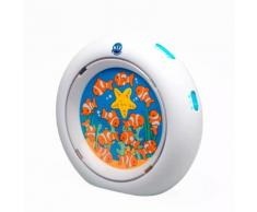 Claessens'Kids Veilleuse Kid'Sleep My Aquarium Blanche