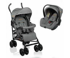 Baninni Poussette Messina 2in1 Night Edition Gris BNST027-GY