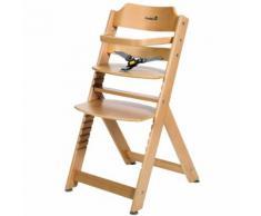 "Safety 1st Chaise haute ""Timba Basic"" Bois Naturel"