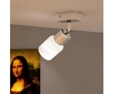 vidaXL Plafonnier avec une lampe incluse