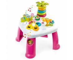 Smoby Table d'activité Cotoons Rose 211170
