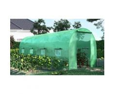 Serre de jardin Tunnel :12 m² - 4 x 3 m