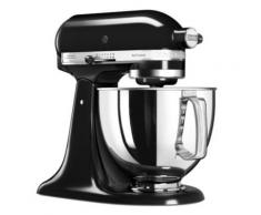 Kitchenaid 5KSM125EOB + 5KSM2FPA - Robot pâtissier