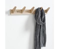 Patère 5 crochets en chêne - La Redoute Interieurs