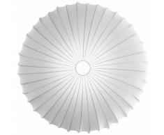 MUSE-Plafonnier 120cm Blanc AXO Light - design par Sandro Santantonio