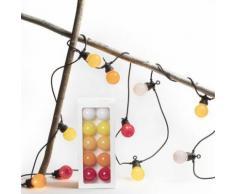 IPANEMA-Guirlande lumineuse d'extrieur LED L6m Blanc Jaune Orange Rouge La Case de Cousin Paul