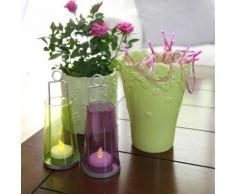 """LED WIRE-Guirlande 15 LED pile L2,6m Rose Xmas Living Glass"""