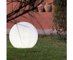 BULY-Lampe d'extrieur 30cm Blanc New Garden