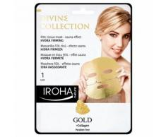 Iroha Nature Gold Foil Mask Sauna Effect Firming Hydra 1 Uses