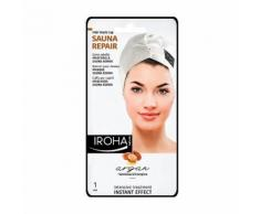 Iroha Nature Sauna Repair Argan Mascarilla Cabello Instant Effect 1 Use