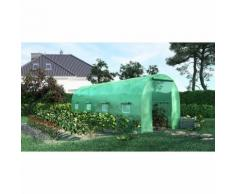 Green Roof - Serre de Jardin Tunnel 12m2 - 4x3m
