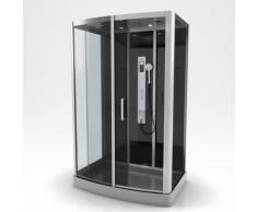 Cabine de douche PRIMUS XXL rectangle 140x85x215cm