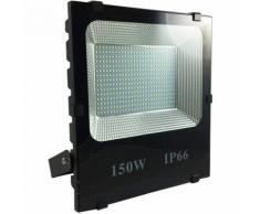 Projecteur LED 150W SMD Blanc Froid IP65 Haute Luminosité