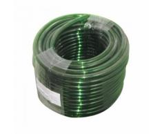irrigation , arrosage Tuyau flexible transparent 14-18 X 50M