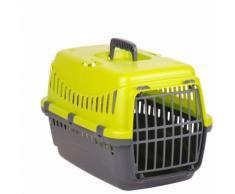 Panier de transport chien et chat Gipsy - 50 x 30 x 17 cm - Vert