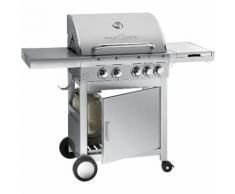 Proficook Barbecue à gaz 4 + 1 brûleurs PC-GG 1059 - 501059