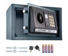 Coffre-fort électronique 20 cm x 31 cm x 22 cm