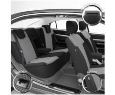 Housse de siège Auto / Voiture - Sur Mesure pour OPEL Astra (06/2015 à 2018)