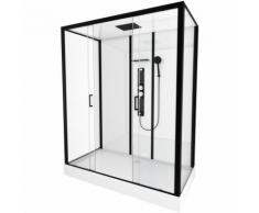 Cabine de douche FACTORY XXL rectangle 160x85x215cm