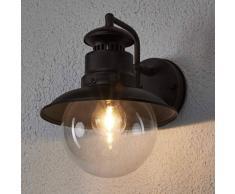 Lampenwelt.com Applique d'extérieur Eddie rustique IP44 - LAMPENWELT.com