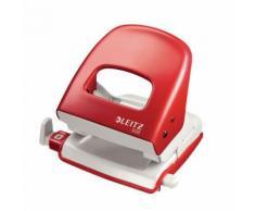 perforatrice de bureau leitz nbflle:30 col.:rouge,