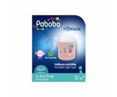 Veilleuse nomade couleur PABOBO