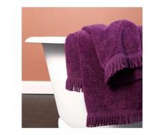 Serviette invité, passementerie couleur PENSEE Monoprix Maison