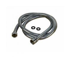 Flexible et douchette - Flexible douche métal longueur 1500mm