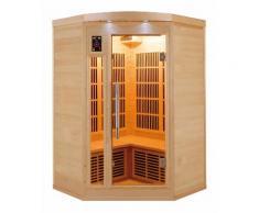 Sauna infrarouge Apollon - France Sauna - 2/3 places