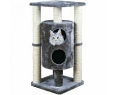 Arbre à chat vigo - 94 cm, gris platine