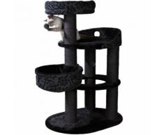 Arbre à chat filippo - 114 cm, noir/anthracite