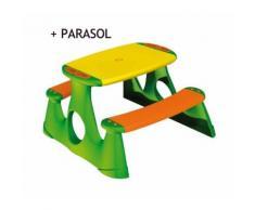 Table pique-nique pour enfant