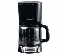 machine à café filtre brandt 18 tasses caf1318e,