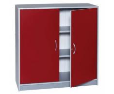 armoire portes battantes couleur caisson aluminium_jh07406h,