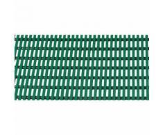 Tapis de sol pour douche et vestiaire PVC souple, rouleau de 10 m