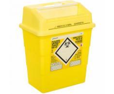 Boîte pour lames et couteaux pour l'élimination sûre des lames usagées