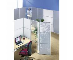 Cloison et paravent modulaire h x l x p 1800 x 1000 x 18 mm ,office akktiv