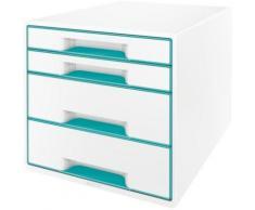 Bloc tiroir Leitz Bloc de classement tiroirs WOW Menthe