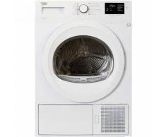 Sèche linge pompe à chaleur BEKO DS7433GXOW Blanc Beko