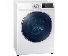 Lave linge séchant hublot SAMSUNG WD80N645OAM Blanc Samsung