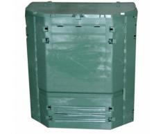 Composteur Thermo KING VERT 900 L - Dim : l 100 x H 100 x L 100 cm