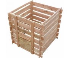 Composteur en bois de douglas 700 L