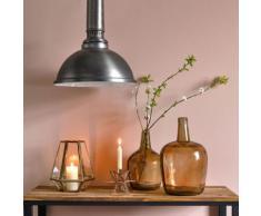 Bougeoir métal et verre, Estello - LA REDOUTE INTERIEURS