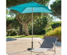 Parasol droit carré Anzio Lagon Jardin