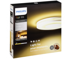 Philips Hue Being LED plafonnier blanc