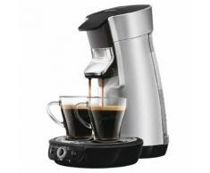 machine à café dosettes philips gris métallique hd7831.11,